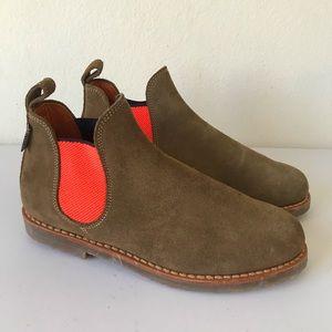 Penelope Chilvers Safari Neon Boots